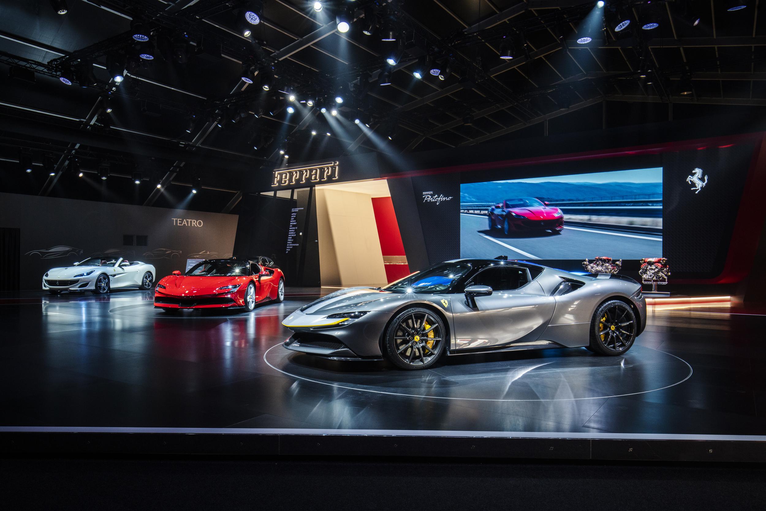 Universo Ferrari, un successo senza precedenti