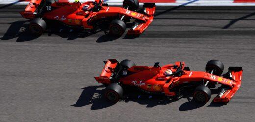 Analisi GP di Russia: Scuderia Ferrari