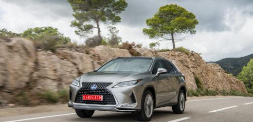 Lexus, l'iconico RX si rinnova