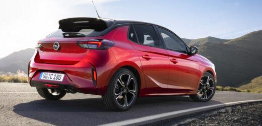 Opel Corsa, al via a Saragozza la produzione della nuova generazione