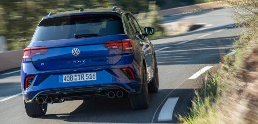 Volkswagen T-Roc R: cattivissima me