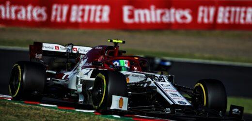 Analisi GP del Giappone: Alfa Romeo Racing