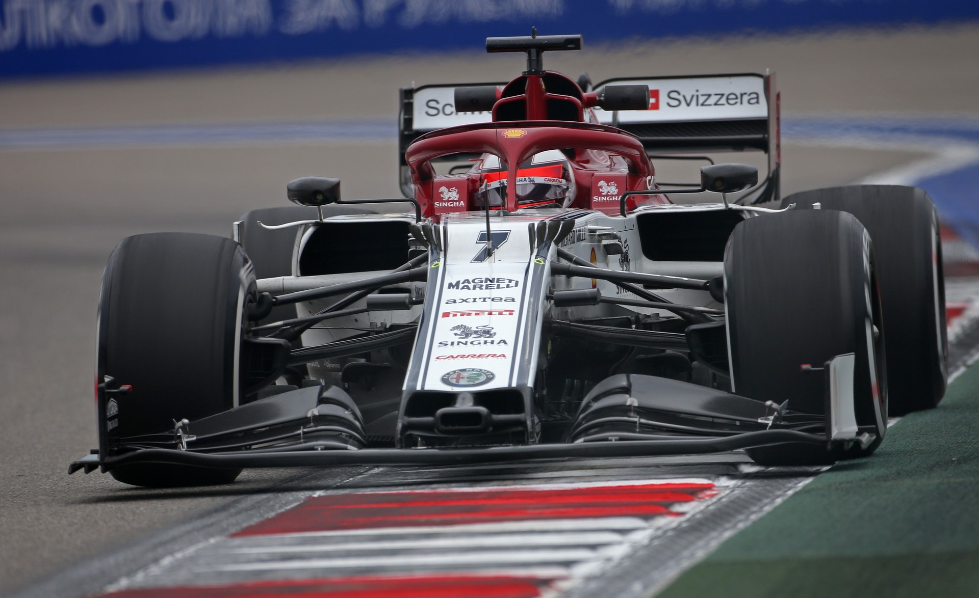Analisi GP di Russia: Alfa Romeo Racing