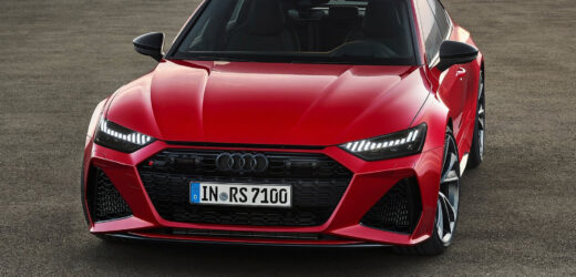 Audi RS7 Sportback, al via gli ordini