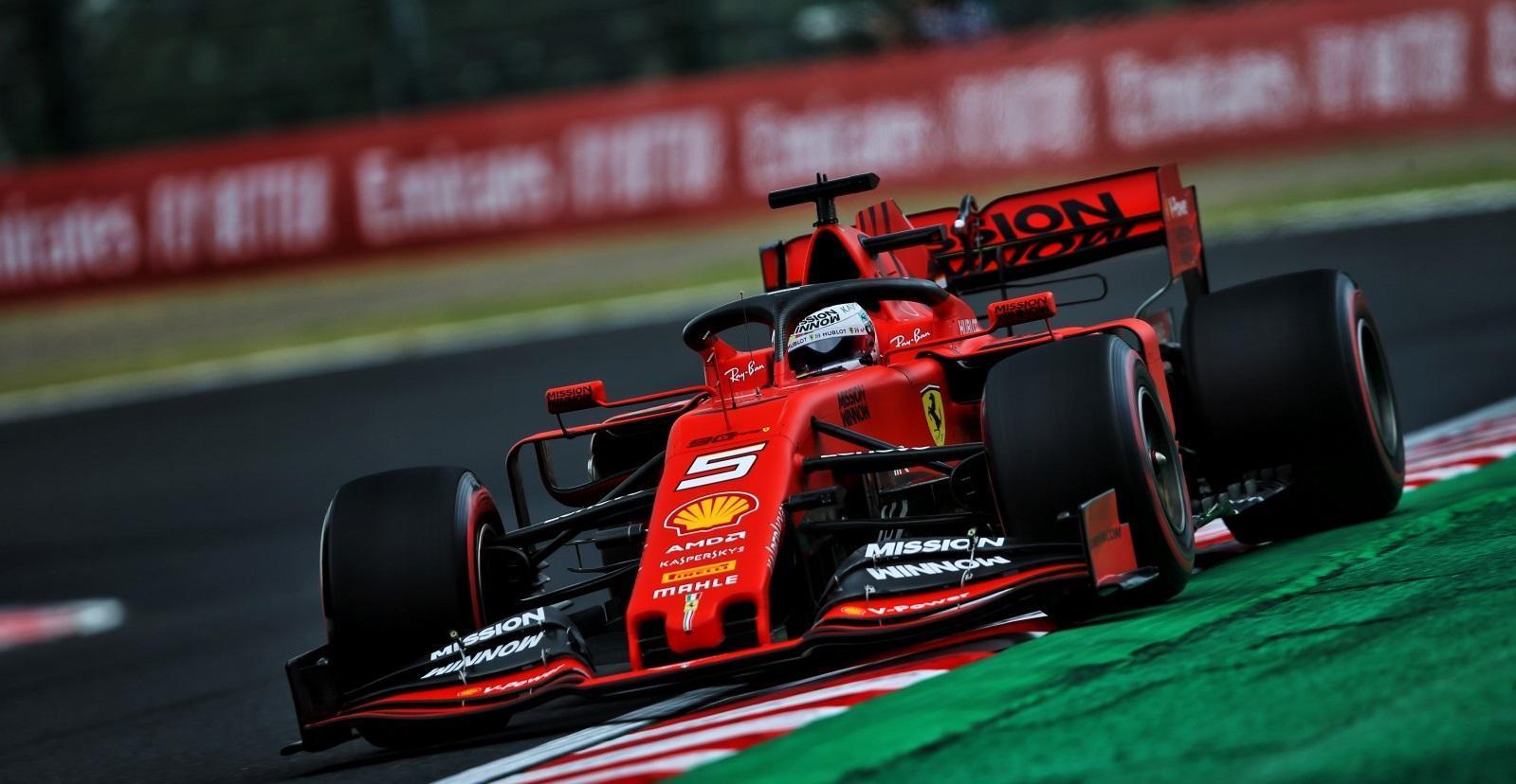 Analisi GP del Giappone: Scuderia Ferrari