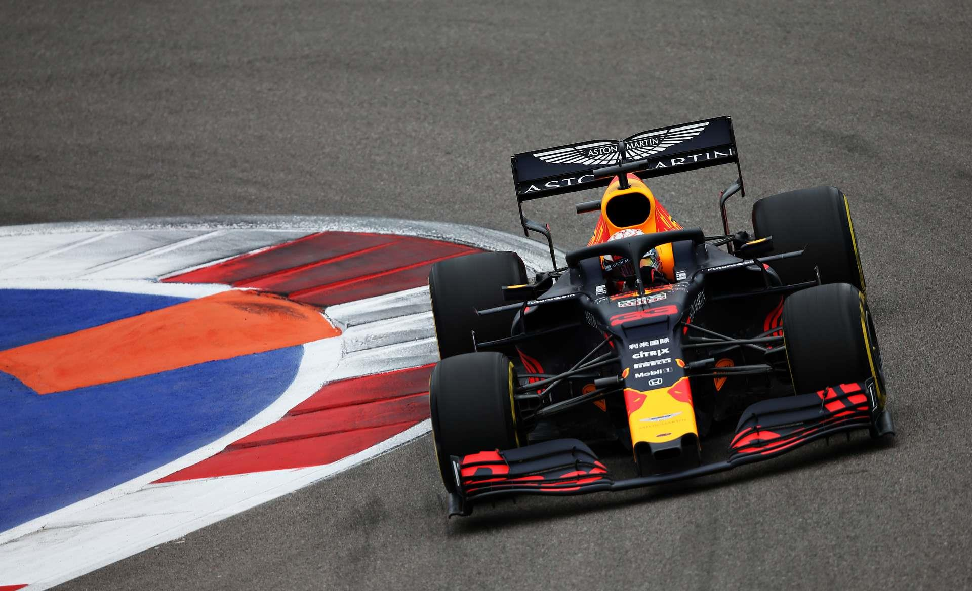 Analisi GP di Russia: Red Bull Racing