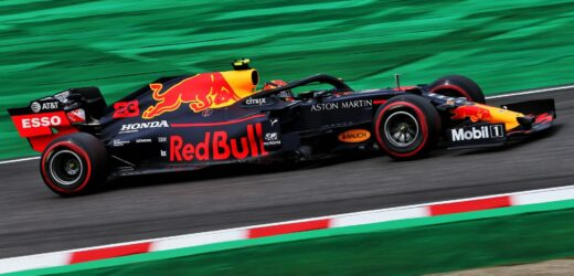 Analisi GP del Giappone: Red Bull Racing