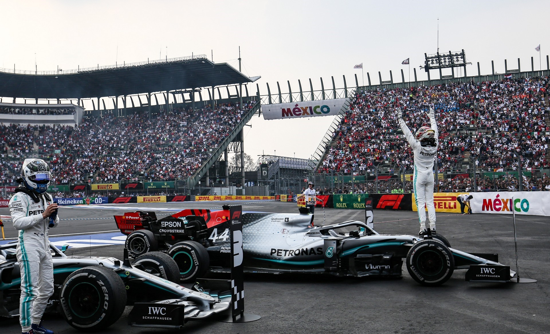 Analisi GP del Messico: Mercedes-AMG Petronas