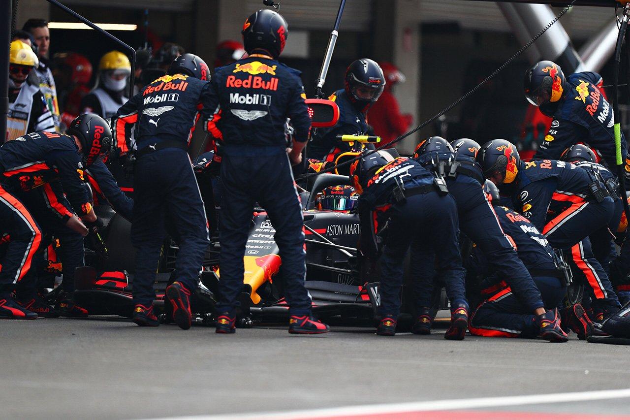 Analisi GP del Messico: Red Bull Racing