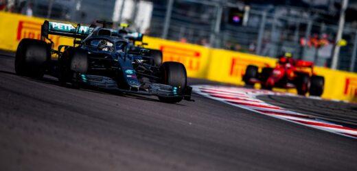 Analisi GP di Russia: Mercedes-AMG Petronas