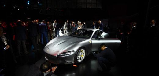 Ferrari Roma: icone si nasce, non si diventa
