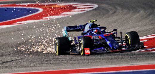Analisi GP degli Stati Uniti: Scuderia Toro Rosso