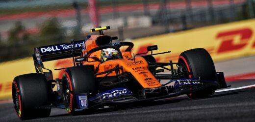Analisi GP del Messico: McLaren Racing