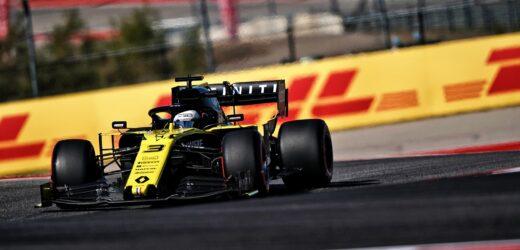 Analisi GP degli Stati Uniti: Renault F1 Team