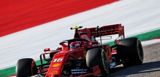 Analisi GP degli Stati Uniti: Scuderia Ferrari