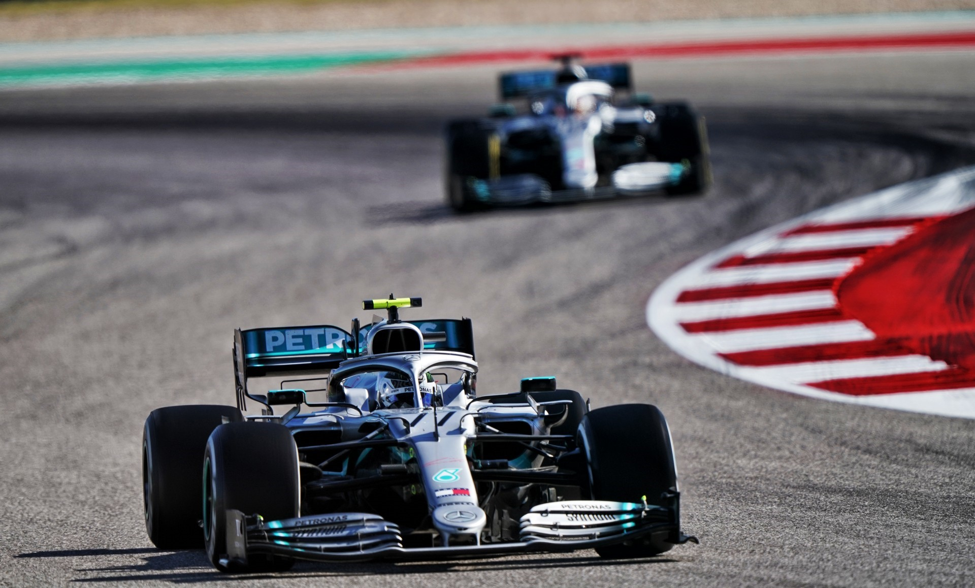 Analisi GP degli Stati Uniti: Mercedes-AMG Petronas