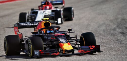 Analisi GP degli Stati Uniti: Red Bull Racing