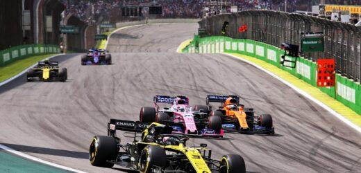 Analisi GP del Brasile: Renault F1 Team