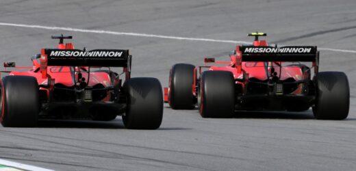 Analisi GP del Brasile: Scuderia Ferrari