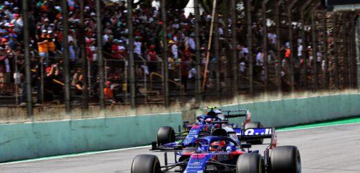 Analisi GP del Brasile: Scuderia Toro Rosso