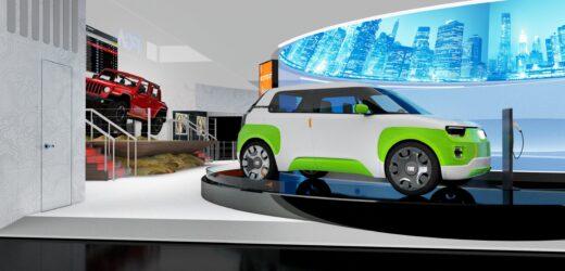 CES 2020: l'auto al centro dell'attenzione