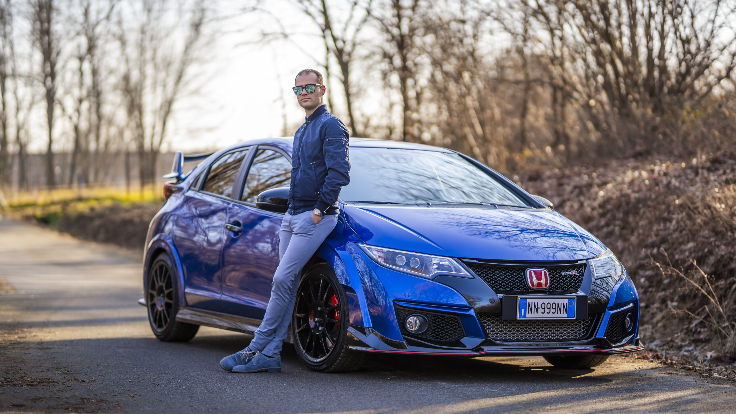 Prova su strada: Honda Civic Type R FK2