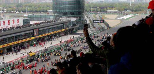 Adesso è ufficiale: GP di Cina rinviato a data da destinarsi