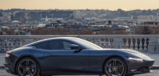 Il Festival Automobile International 2020 incorona la Ferrari Roma