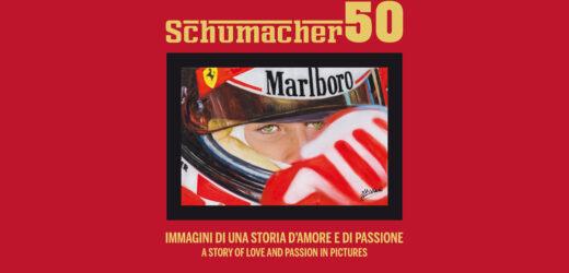 Comunicato Stampa: Maranello ospita Schumacher50, il capolavoro di Di Mario