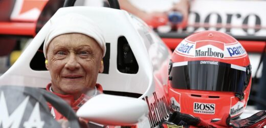 Buon compleanno Niki, leggenda infinita