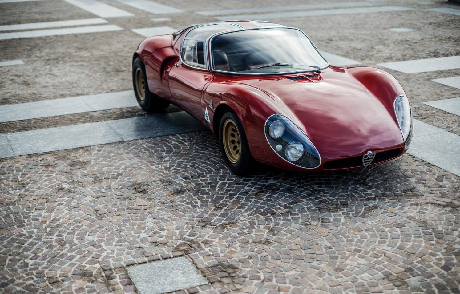 Alfa Romeo 33 Stradale, il trionfo dell'italianità