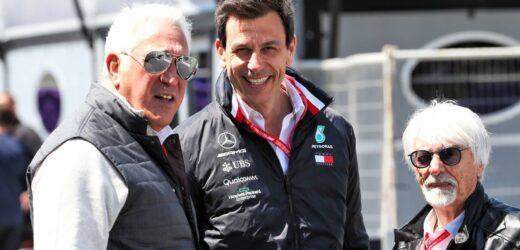 Mercedes, futuro in F1 strettamente legato ad Aston Martin?