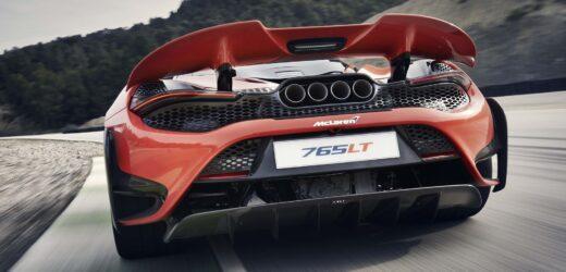 La famiglia delle LongTail McLaren si allarga: ecco la nuova 765LT