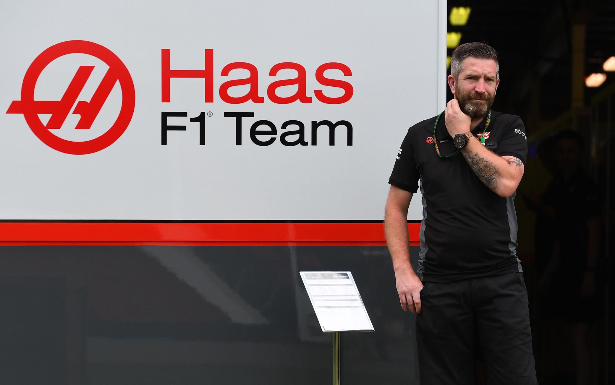 Team Haas, i tamponi hanno dato esito negativo
