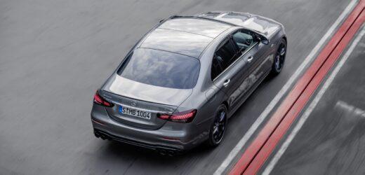 Mercedes-Benz, anche le E53 AMG si rifanno il trucco