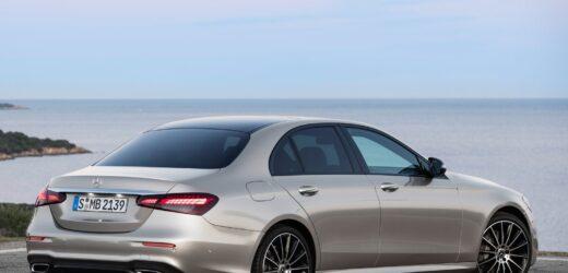 Mercedes-Benz, più di un semplice restyling per la Classe E