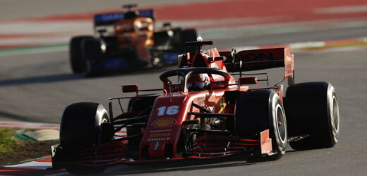 Ferrari SF1000, il segreto è nella scatola dello sterzo!