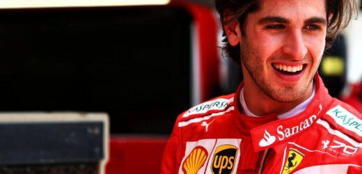"""Giovinazzi ha le idee chiare: """"Voglio la Ferrari"""""""