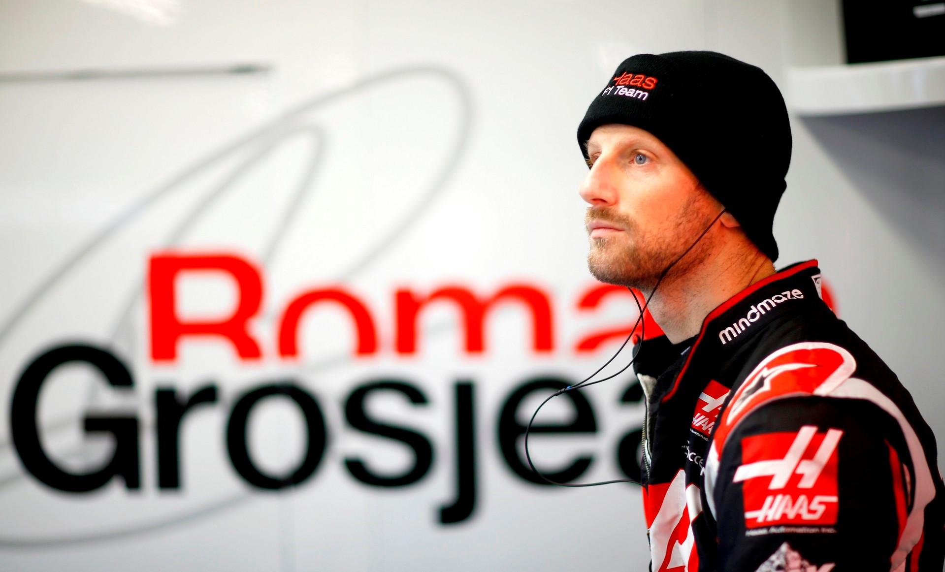 Grosjean teme che la Haas abbandonerà la Formula 1