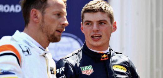 """Button: """"Verstappen tra i migliori contro cui ho corso"""""""