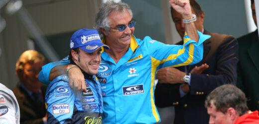 Alonso e Briatore, che show su Instagram