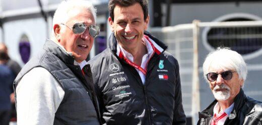 """Ecclestone: """"Wolff ha già deciso di lasciare Mercedes"""""""