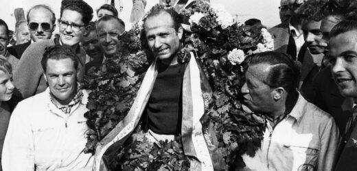 """Fangio, """"El Quìntuple"""" della Formula 1"""