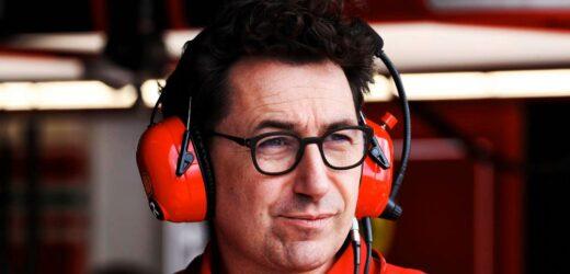 """Binotto: """"Dopo il Gran Premio di Monza parlai prima con Sebastian"""""""