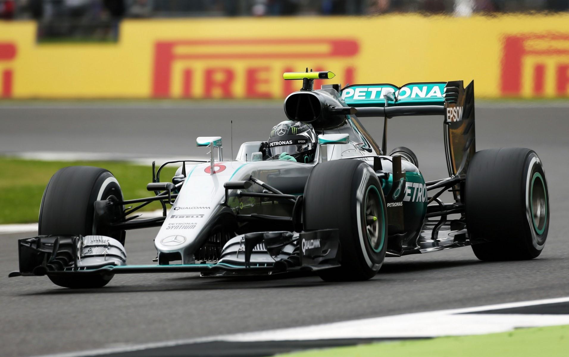 Silverstone 2016: salvate il soldato Rosberg