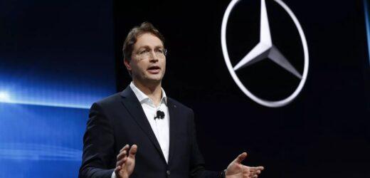 """Ola Kallenius: """"Mercedes, nessun addio in programma"""""""