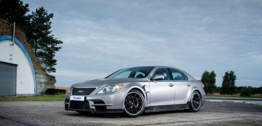 Lexus LS TMG 650: il prodotto di una libertà poi negata sul più bello