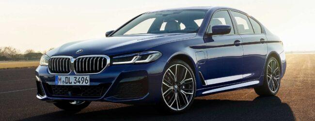 BMW Serie 5 MY2020: un restyling elettrizzante