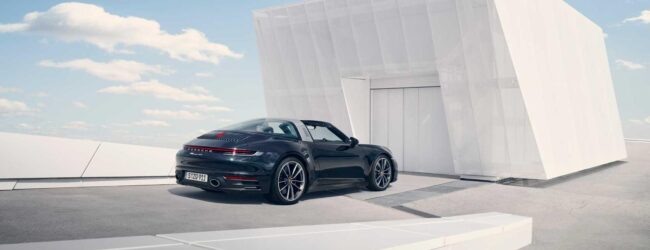 911 Targa: la Porsche che mancava