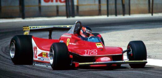 Gilles Villeneuve e la magia sudafricana